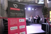 Connect Angers - Nov. 2011 / La première soirée Connect Angers, sur un concept parisien, a été organisée en novembre 2011 par 1789.fr. Cette soirée d'échanges, dédiée au networking et aux rencontres professionnelles a été un franc succès. Le principe sera donc régulèrement reconduit afin de créer une réelle dynamique des acteurs du web, dans la région angevine. / by 1789.fr