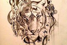 Tinta art