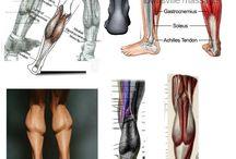 Рисуноки ног. Pictures of legs.