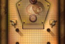 D&D maps