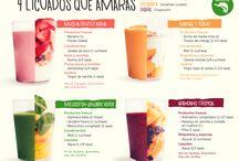 Habitos y Comidas saludables