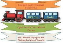 Railway Mutual Transfer / Free Advertisement Post of Railway employee