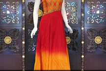 Stylish Designer Anarakali Suit Collection.
