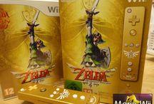 Collectibles / Al onze speciale Zelda beeldjes, characters, Link action figures en andere speciale verzamel items die wij hier hebben.