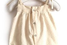 roupas de neném