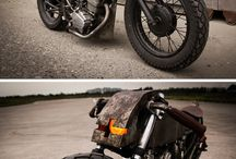 Moto / by Mike Babuev