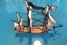 Papercraft / Papercraft | Indoor crafts | Pyssel