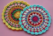 Mandalas / There is something very calming and soothing about mandalas