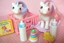Søte my litle pony