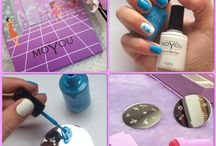 Portfolio for Secretsales / Published Nail and Beauty posts that showcase my writing and making great use of press days/events