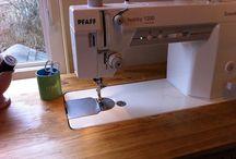 Sew machine tools