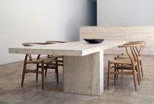 modern tables