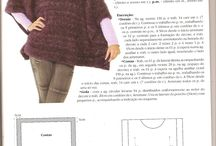 Poncho e maglie
