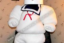 Ghost Busters - Stay Puft Marshmallow Man Costume / Stay in touch on Facebook! https://www.facebook.com/maskerix/