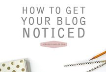 Blogger wanna be / Tips and Tricks to be a blogger