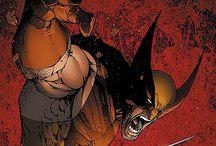# cdn superhero weapon alpha aka wolverine / by Martyn Wood