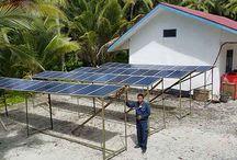 Solar Cell / Penyedia Panel Surya, PLTS, Lampu Lalu Lintas Tenaga Surya dan Listrik Tenaga Matahari