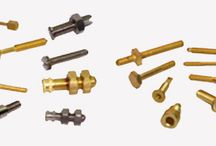 RIVETS & PINS /  We Manufacture, Export and supply High Precision Components all over INDIA, Europe, Middle-east, and Asian Countries. Our unit is located at Jamnagar (Gujarat), connected with all four logistics zones Sea, Airways, Railways and Roadways. We also specialize in manufacturing custom components as per custom specification and requirements. For any of your requirements go through our wide product range and send us your drawing if the same matches in respect to your product range.