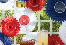 Fourth of July / 4th of July party ideas