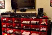 Mancave / A salute to the mancaves of the world, from the super-tech rooms to the vintage collector editions.