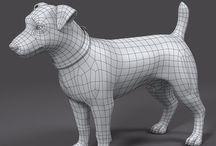 3D (animals)