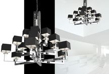 Beautiful design lamp, exclusive elegance