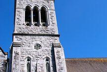 Monasterboice e Mellifont Abbey