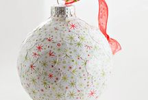 decoupage christmas