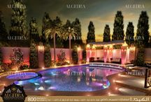 Landscaping / ALGEDRA's team are able to transform any space to a beautiful place.