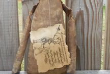 Primitive Dolls / by Beckie Cain