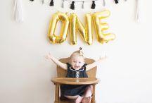 Birthday - 1st…LITTLE BOYS party