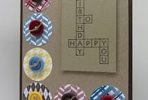 Card candy EMBELISHMENTS / by Barbara Austin