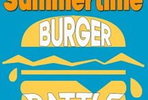 Favorite Burgers from EAT DRINK EAT