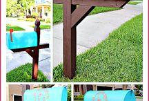 mailbox / by Super Mom