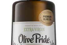 07. PACKAGING - OLIVE PRIDE OLIVE OIL / Olive oil upgrade