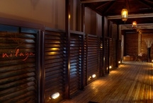 Nilaya Spa  / Based on the Asian cultures and traditions for the creation of a well-balanced lifestyle