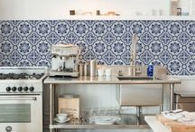Tiles kitchen