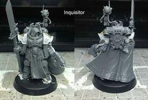 Inquisition 40k