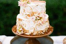 Cakes: Rustic / by Belle Memorie