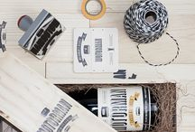 Pacotes/ Gift Packs/ Stationary / by Paula Rizzo