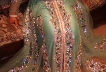 Moroccan & Desi Dresses