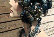 Fiber Obsession - Headdress