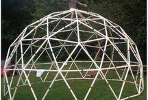 geodésic dome
