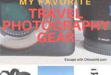 travel photography tips and tricks / practical tricks, tips, ideas of taking pictures and selfies