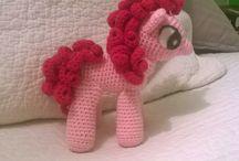 My little pony -virkkaukset