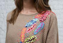 Sweaters boedados