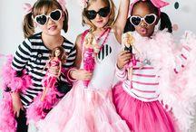 Fashion Birthday Party / by Alaine Garrett