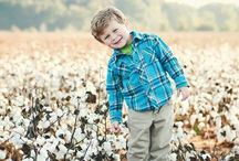 Photo Inspiration {Cotton Field}
