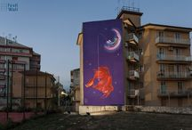 World of Urban Art : NATALIA RAK  [Poland]