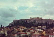 100 Taratses / The magnificent Acropolis as seen from 100 different rooftops of Athens.  All shots taken by Thodoris Georgakopoulos (http://www.pinterest.com/tgeorgakopoulos/).   More info: www.100taratses.com and  http://instagram.com/100taratses